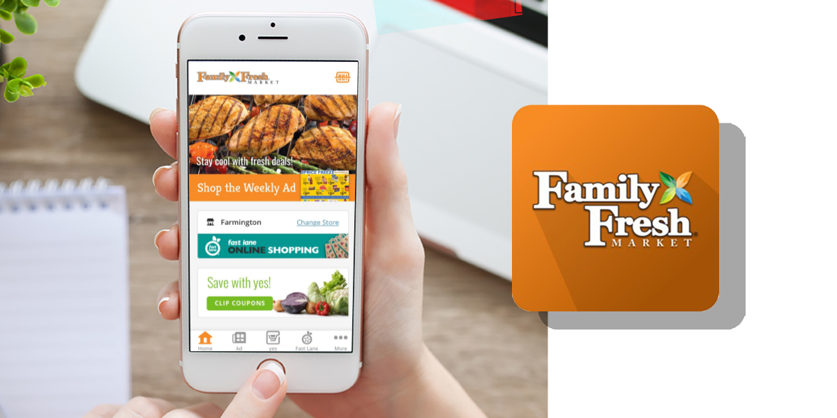 Family Fresh Market Mobile App