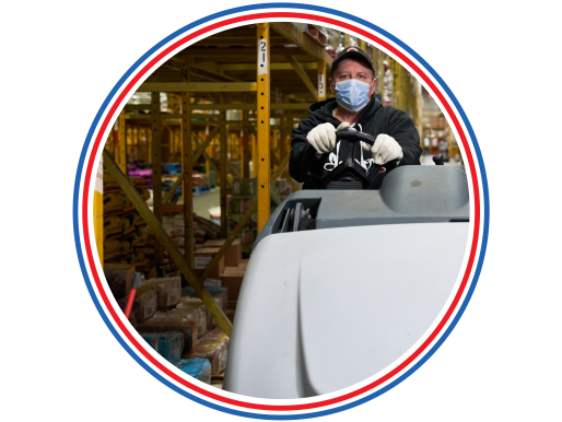 Jim, General Warehouseman, GRDC