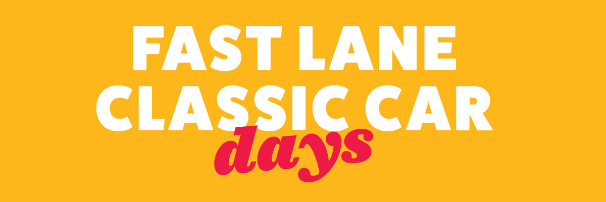 classic car days graphic/text