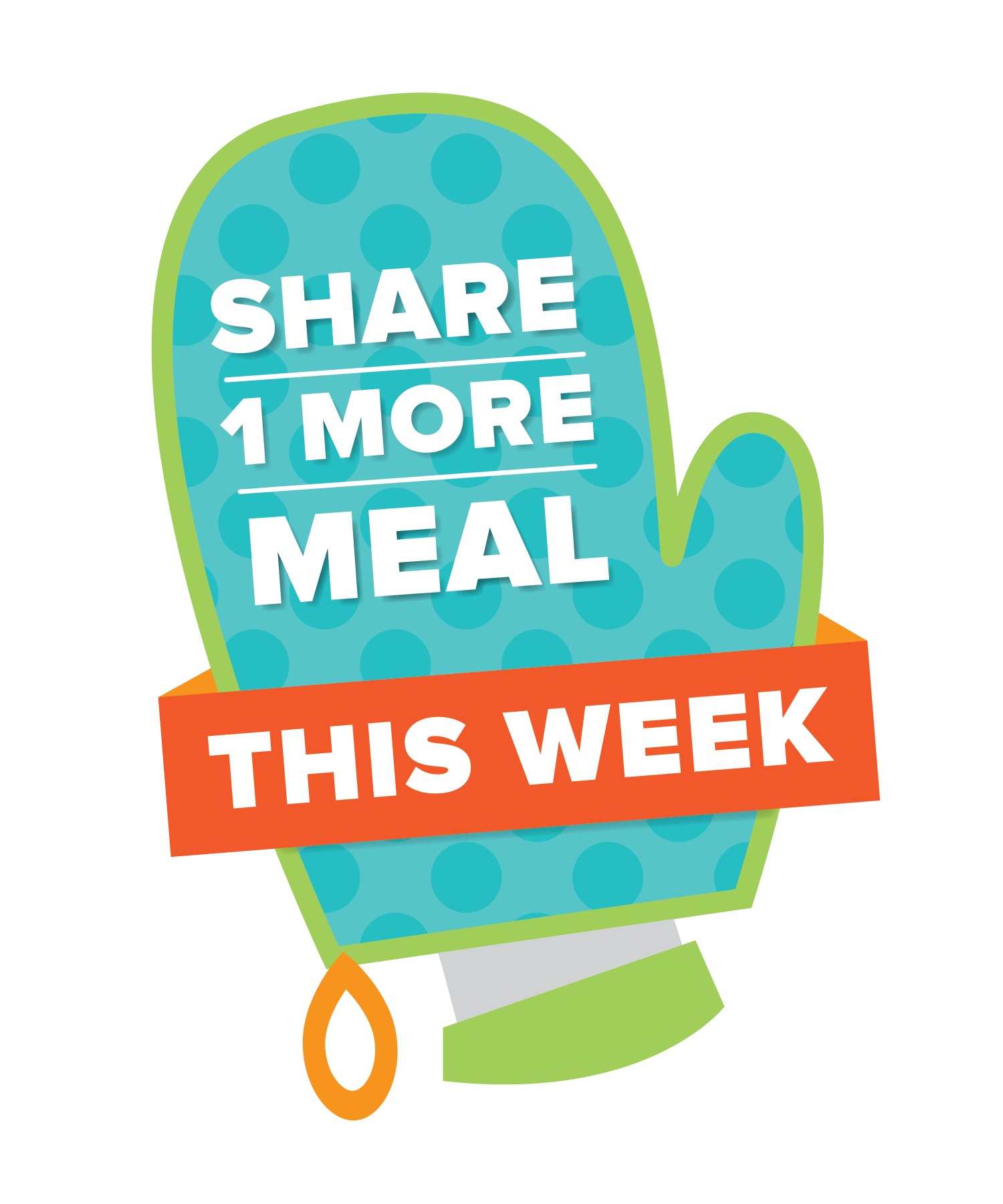 Share one more meal this week