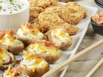 Secret Weapon Twice Baked Potatoes