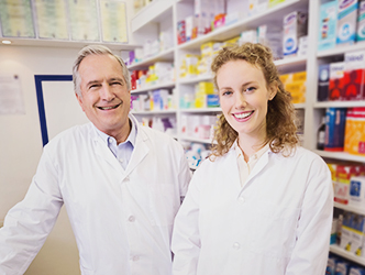 Our pharmacists are here to serve you.