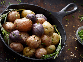 All varieties of Potatoes are in season now!