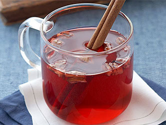 Holiday spiced punch recipe