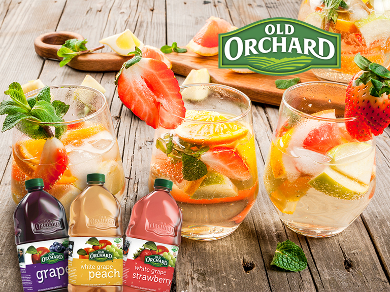 New Juices from Old Orchard